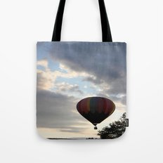 Adrift Amongst the Clouds Tote Bag