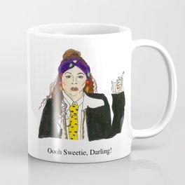 Absolutely Eddie Coffee Mug