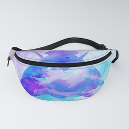 Abstract Fly Fanny Pack