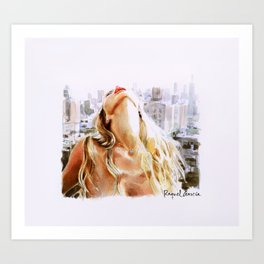 The Pendant/1 Art Print