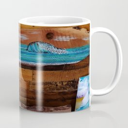 Peace of Wood Coffee Mug