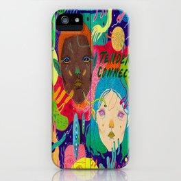 glances iPhone Case