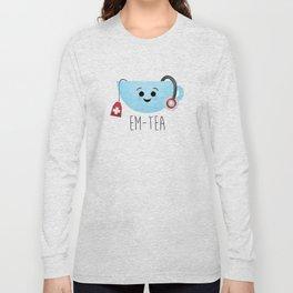 EM-Tea Long Sleeve T-shirt