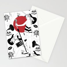 For the music enthusiasts. Stationery Cards