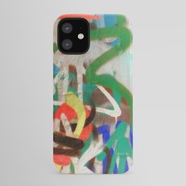 Street Art Graffiti Photography by Dominic Joyce iPhone Case