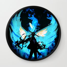 Marco the Phoenix Wall Clock