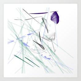 Diamond in the Rough Art Print