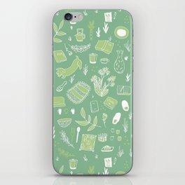 Favorite Things iPhone Skin