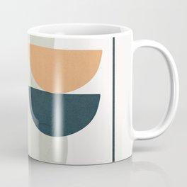 Minimal Shapes No.35 Coffee Mug
