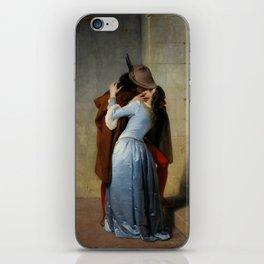 Francesco Hayez - The Kiss iPhone Skin