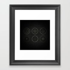Inner Space 7 Framed Art Print