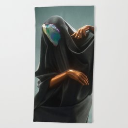 Ivy Beach Towel