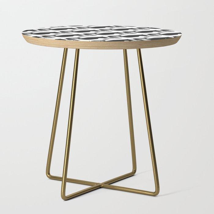 Pied De Fou Side Table By Rachelmonnier Society6