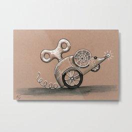squeak Metal Print