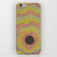 Center Circle iPhone & iPod Skin