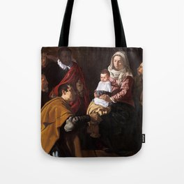 "Diego Velázquez ""The Adoration of the Magi"" Tote Bag"