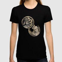 Darth Vader and Luke Skywalker -Redemption T-shirt