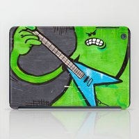 heavy metal iPad Cases featuring Heavy Metal by Chantal Seigneurgens