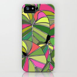 Psychedelic Summer iPhone Case