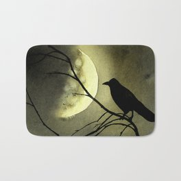 Crow Moon Bath Mat