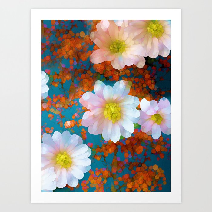 Happy As Can Be Art Print