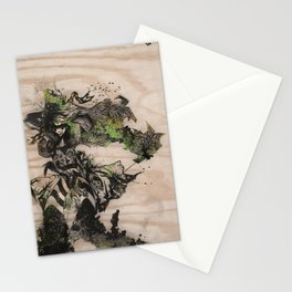 Three of A Perfect Pair Stationery Cards