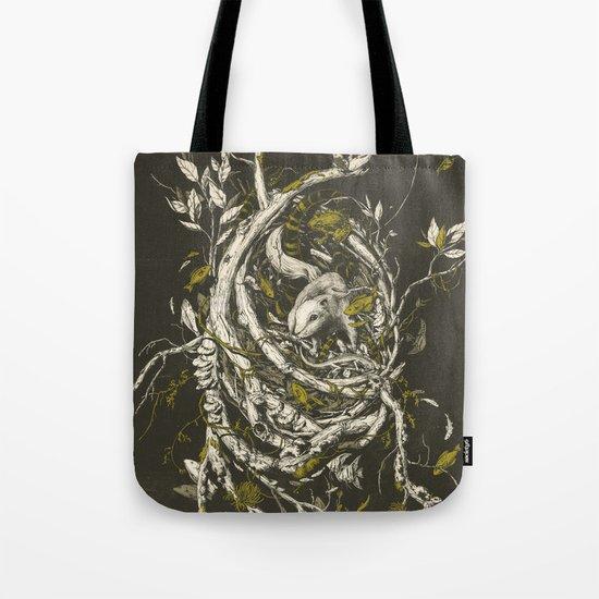 The Mangrove Tree Tote Bag