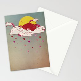 Ganbare Nippon Stationery Cards