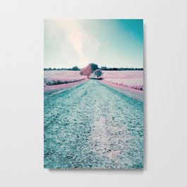 Best Farm Infrared 2 Metal Print