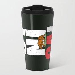 CyniCAl - white Travel Mug