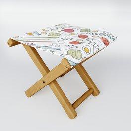 Midsummer Table Folding Stool
