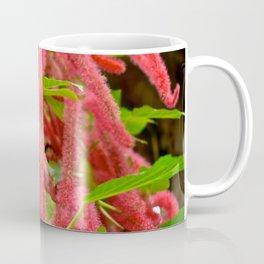 Fuzzy Flowers Coffee Mug