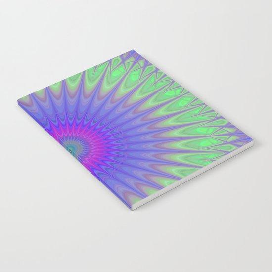 Cold mandala Notebook