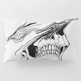 Skull (Liquify) Pillow Sham