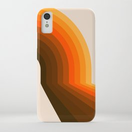 Golden Halfbow iPhone Case