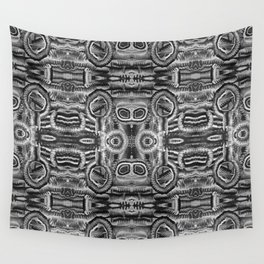 Life Cycle BW1 Wall Tapestry