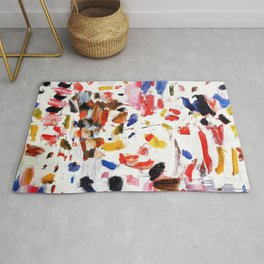 Abstract Painting #2 Rug