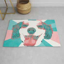 Marley's Lil Smiling Face Rug