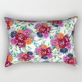 Her Roses Rectangular Pillow