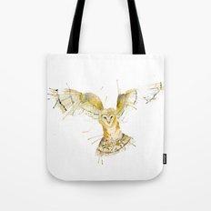 My Barn Owl Tote Bag
