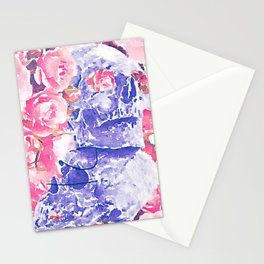 death, where is thy sting? Stationery Cards