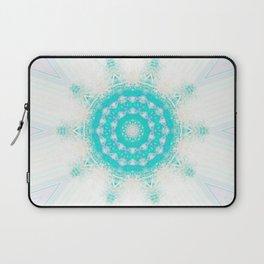 Beatnik Snow Blues (Original)  Laptop Sleeve