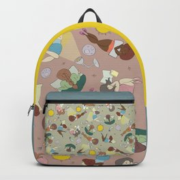 For the Love of Books Backpack