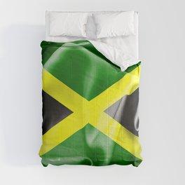 Jamaica Flag Comforters