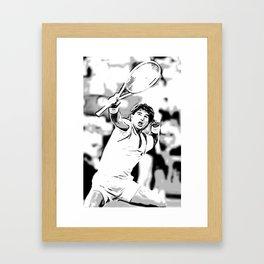 Jimbo at 39 Framed Art Print