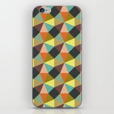 Simply Symmetry iPhone & iPod Skin