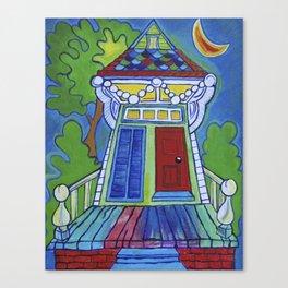 Kerlerec Street Canvas Print
