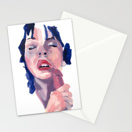 lipstick Stationery Cards