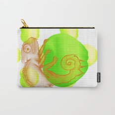 Caramel Chameleon Carry-All Pouch
