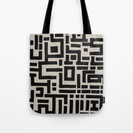 Trip Hop In The City Tote Bag